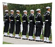 The Navy Ceremonial Guard Tapestry