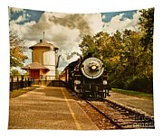 The Noon Train Tapestry