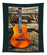 The Not So Old Guitar Tapestry