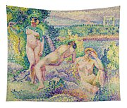 The Nymphs Tapestry