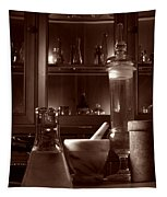 The Old Apothecary Shop Tapestry