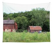 The Old Barn Tapestry
