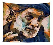 The Old Fisherman Tapestry