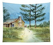 The Old Homestead Tapestry