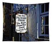 The Old Pilchard Press Tapestry