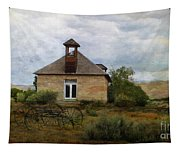 The Old Shell Schoolhouse Tapestry