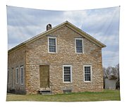 The Old Stone House Tapestry