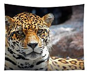 The Ole Leopard Don't Change His Spots Tapestry