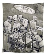 The Operation Theatre, 1966 Tapestry