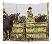 The Other Side Of The Saddle Tapestry