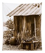 The Outhouse Tapestry