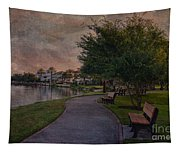 The Park Bench Tapestry