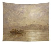 The Passing Of 1880 Tapestry