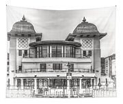 The Pavilion Penarth Pier Dreamy Tapestry