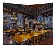 The Periodicals Room At The New York Public Library Tapestry
