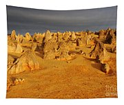 The Pinnacles 4 Tapestry