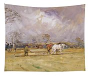 The Plough Team Tapestry