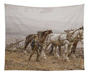 The Ploughman Wilmington Polegate Near Eastbourne Tapestry