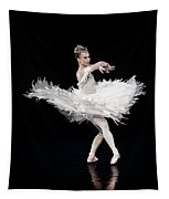 The Poiwer Of Elegance Tapestry
