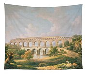 The Pont Du Gard, Nimes Tapestry
