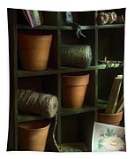 The Potting Shed Tapestry