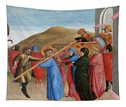 The Procession To Calvary Tapestry