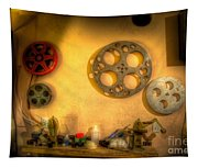 The Projection Room 4675 Tapestry