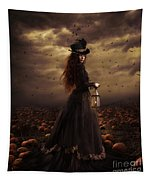 The Pumpkin Patch Tapestry