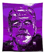 The Purple Monster Tapestry