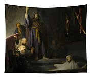 The Raising Of Lazarus Tapestry