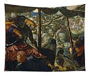 The Rape Of Helen Tapestry