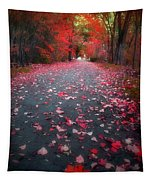 The Red Leaf Tapestry