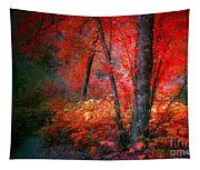 The Red Tree Tapestry