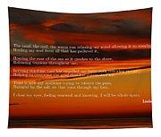 The Renewal Poem Tapestry