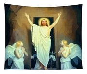 The Resurrection Of Christ By Carl Heinrich Bloch  Tapestry