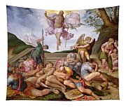 The Resurrection Of Christ, Florentine School, 1560 Tapestry