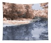 The River - Near Infrared Tapestry