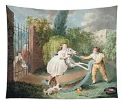 The Rocking Horse Tapestry