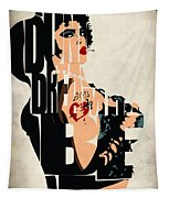 The Rocky Horror Picture Show - Dr. Frank-n-furter Tapestry