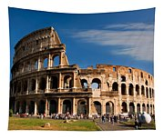 The Roman Colosseum Tapestry