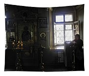 The Room - Moscow - Russia Tapestry