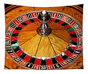 The Roulette Wheel Tapestry