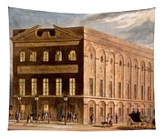 The Royal Couborg Theatre, 1826 Tapestry