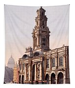 The Royal Exchange, 1816 Tapestry