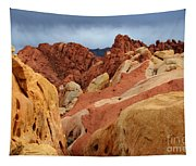 Valley Of Fire Nevada 1 Tapestry