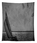 The Sailboat Tapestry