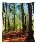 The Scenic Route Tapestry