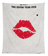 The Seven Year Itch Tapestry