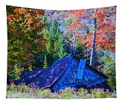 The Shack Tapestry