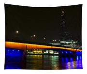 The Shard And London Bridge Tapestry